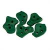Gorilla Playsets Rock Wall Rocks - Green