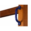 Plastic Safety Handles - Blue (pair)