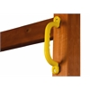 Gorilla Playsets Plastic Safety Handles - Yellow (pair)
