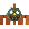 "Ship's Wheel - Large - 18.5"" Diameter"