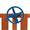 Gorilla Playsets Steering Wheel - Blue