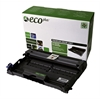 Brother Ecoplus Reman Drum Unit, 12K Yield, Black