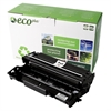Brother Ecoplus Reman Drum Unit, 20K Yield, Black