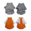 2 Pack Pretty Pet Apparel with Sleeves - Large