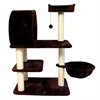 Iconic Pet - Cat Tree Castle - Brown