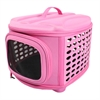 Deluxe Retreat Foldable Pet House - Pink
