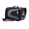 Iconic Pet - FurryGo Universal Collapsible Pet Airline Carrier - Black - Small