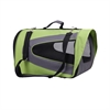FurryGo Universal Collapsible Pet Airline Carrier - Lime Green - Small