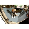 Iconic Pet - FurryGo Hammock Pet Car Cover - Dark Grey