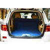Iconic Pet - FurryGo Pet Cargo Cover for Van/SUV - Navy Blue