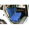FurryGo Car Bench Seat Cover - Navy Blue