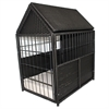 Iconic Pet - Rattan Pet Crate with Storage
