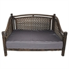 Iconic Pet - Maharaja Rattan Pet Bed