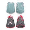 2 Pack Pretty Pet Apparel without Sleeves - Large