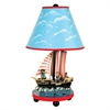 Pirate Table Lamp