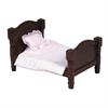 Guidecraft Doll Bed Espresso