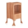 Guidecraft Heartwood Kitchen Helper - Solid Oak