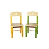 See and Store Extra Chairs (Set of 2)