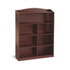 Guidecraft 5 Shelf Bookshelf Cherry