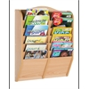 Magazine Rack 12 Section