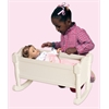 Doll Cradle- White