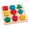 Guidecraft Shape and Color Sorter