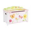 Guidecraft Gleeful Bugs Toy Box