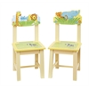 Guidecraft Savanna Smiles Extra Chairs (Set of 2)