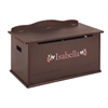 Guidecraft Expressions Toy Box: Espresso