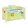 Guidecraft Savanna Smiles Toy Box