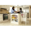Guidecraft Contemporary Kitchen Helper: White