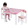 Guidecraft Butterfly Buddies Table & Chairs Set
