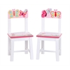 Guidecraft Butterfly Buddies Extra Chairs (Set of 2)