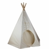 Dexton 7.5ft Powwow Lodge Round Door Teepee (6 Panel)