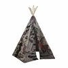 6ft Hideaway 5 Panel Camo Tank Teepee