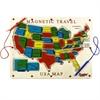 Anatex Magnetic Travel USA Map