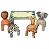 Anatex Safari Table & Animal Chairs