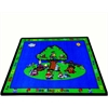 "Reading is Fun Area Rug, 6'6"" x 8'4"""