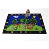 Share Bear Area Rug, 5' X 8'