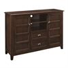 "angelo:HOME 52"" Rustic Chic TV Console - Coffee"