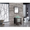 "MTD Vanities Figi 24"" Single Sink Bathroom Vanity Set, Espresso"
