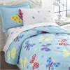 Olive Kids Butterfly Garden 7 pc Bed in a Bag - Full