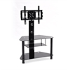 "35"" WIDE TV STAND W/SWIVELING MOUNT H51.2"""