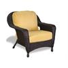 Lexington Club Chair - Tortoise - Rave Lemon