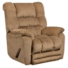 Flash Furniture Contemporary Temptation Fawn Microfiber Rocker Recliner