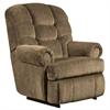 Flash Furniture Big and Tall 350 lb. Capacity Gazette Basil Microfiber Recliner