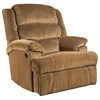 Flash Furniture Big and Tall 350 lb. Capacity Aynsley Amber Microfiber Recliner