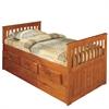 Twin Rake Bed