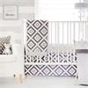 My Baby Sam Imagine 3pc Crib Bedding Set