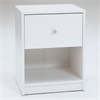 Tvilum May Nightstand, White